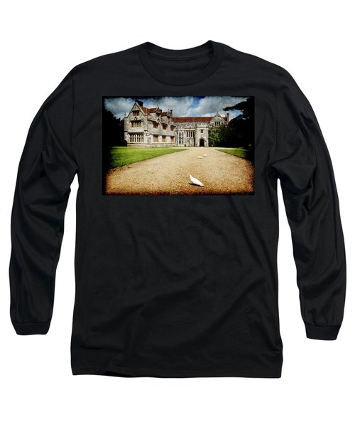 Athelhamptom Manor House Long Sleeve T-Shirt