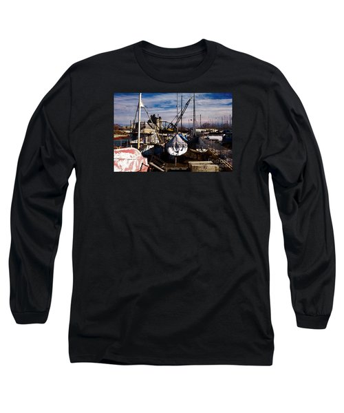 Athena Long Sleeve T-Shirt by David Blank