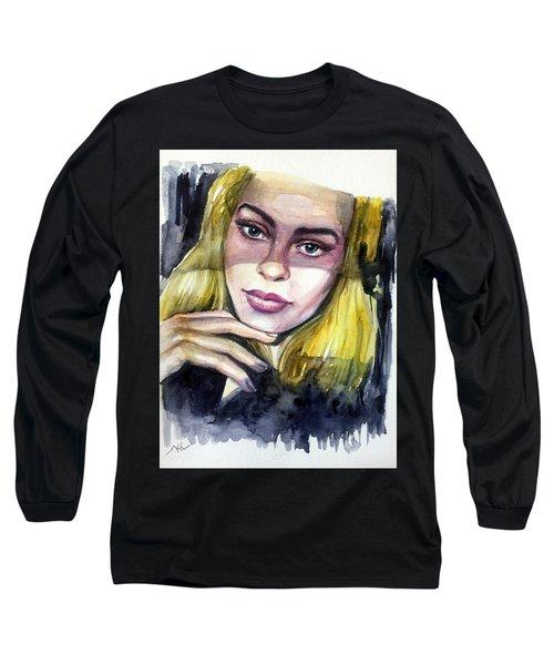 Athina Long Sleeve T-Shirt