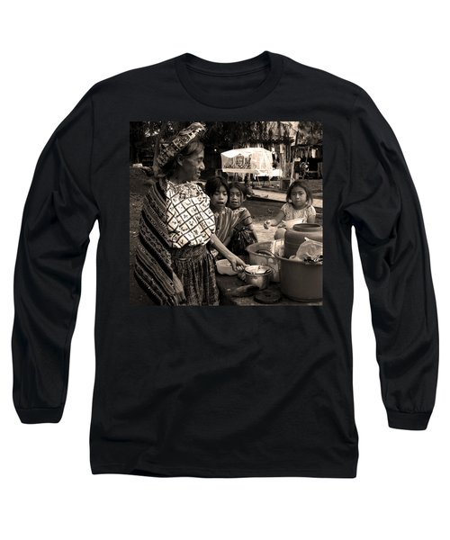 Atitlan Long Sleeve T-Shirt