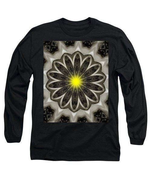 Long Sleeve T-Shirt featuring the photograph Atomic Lotus No. 2 by Bob Wall