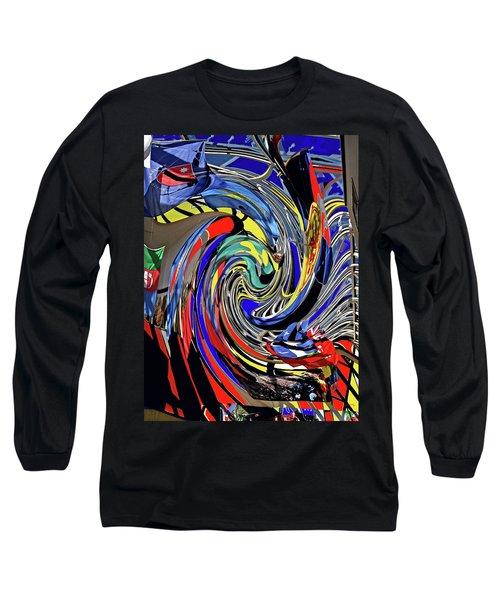 Atrium Long Sleeve T-Shirt