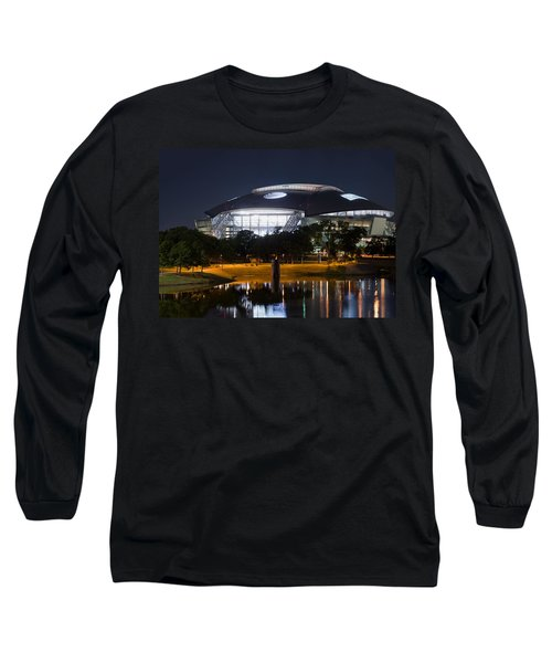 Dallas Cowboys Stadium 1016 Long Sleeve T-Shirt