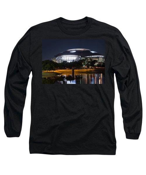 Dallas Cowboys Stadium 1016 Long Sleeve T-Shirt