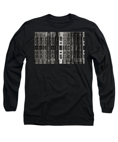 Audio Cassettes Collection Long Sleeve T-Shirt