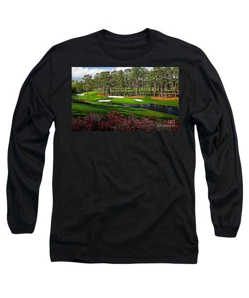 Augusta National Gc #16 Long Sleeve T-Shirt