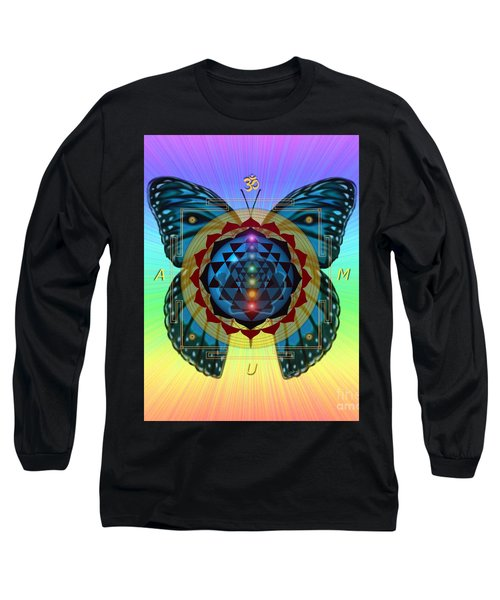 AUM Long Sleeve T-Shirt