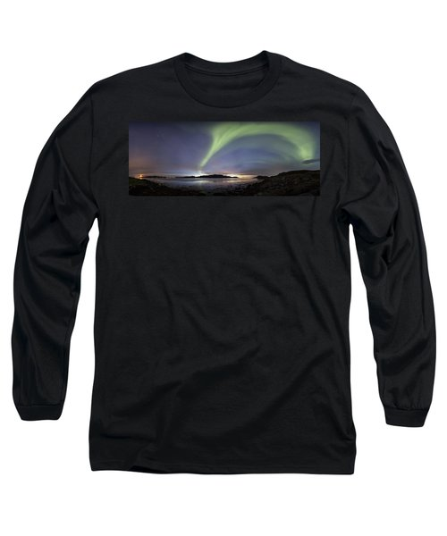 Aurora Polaris Panoramic Long Sleeve T-Shirt