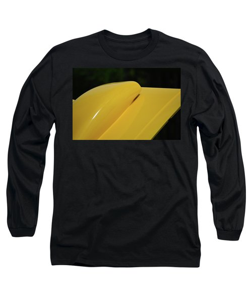 Long Sleeve T-Shirt featuring the photograph Auto Artsy by John Schneider