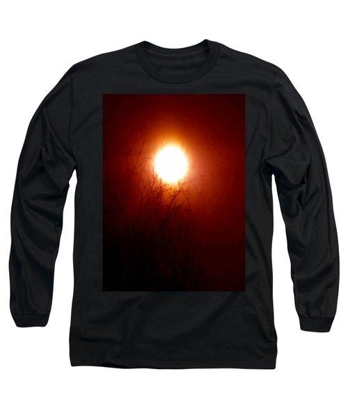 Autumn Burns The Memory Long Sleeve T-Shirt