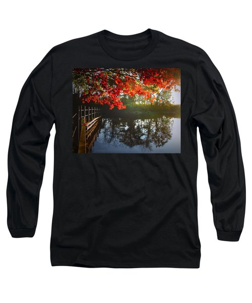 Autumn Creek Magic Long Sleeve T-Shirt