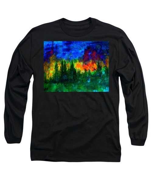 Autumn Fires Long Sleeve T-Shirt