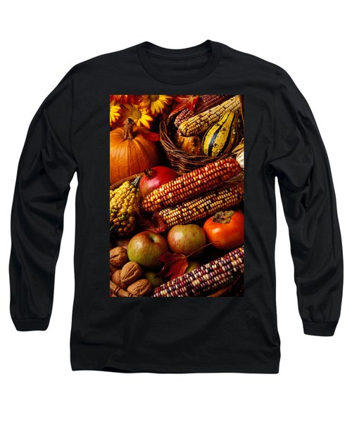Autumn Harvest  Long Sleeve T-Shirt