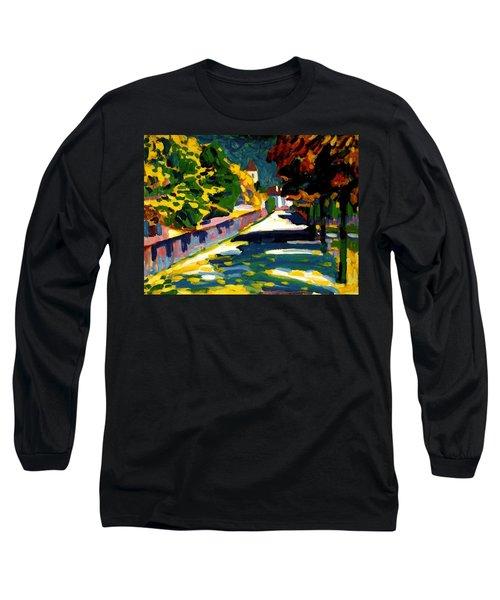 Autumn In Bavaria Long Sleeve T-Shirt