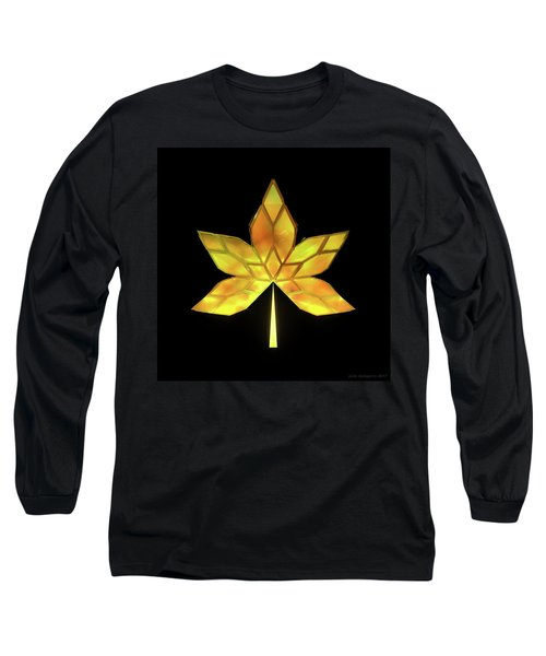Autumn Leaves - Frame 070 Long Sleeve T-Shirt