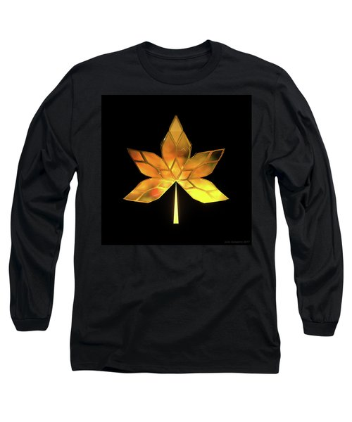 Autumn Leaves - Frame 200 Long Sleeve T-Shirt