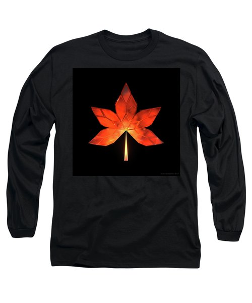 Autumn Leaves - Frame 320 Long Sleeve T-Shirt