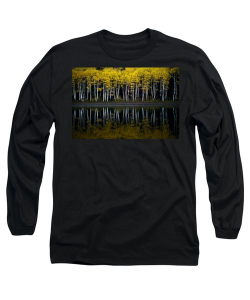 Autumn Mirror Long Sleeve T-Shirt