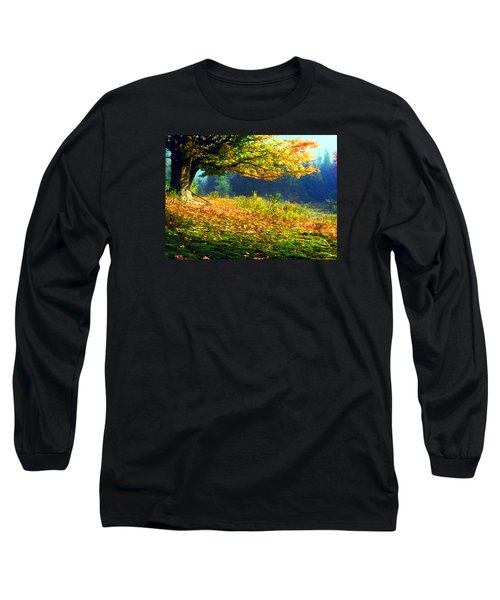 Autumn Mist Long Sleeve T-Shirt
