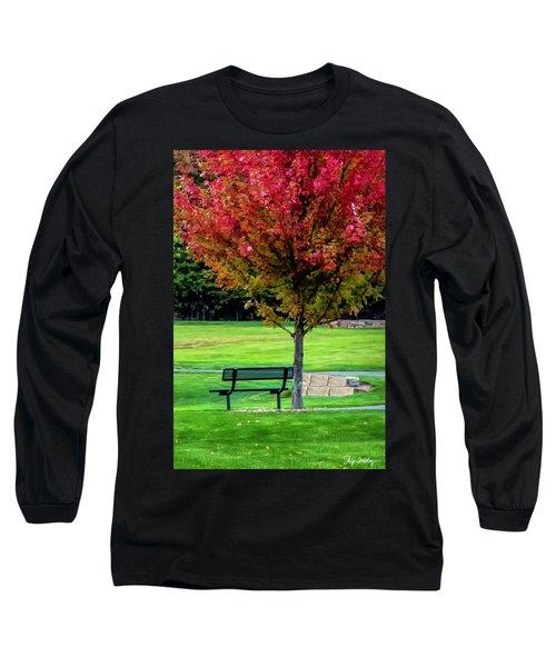 Autumn Park Long Sleeve T-Shirt