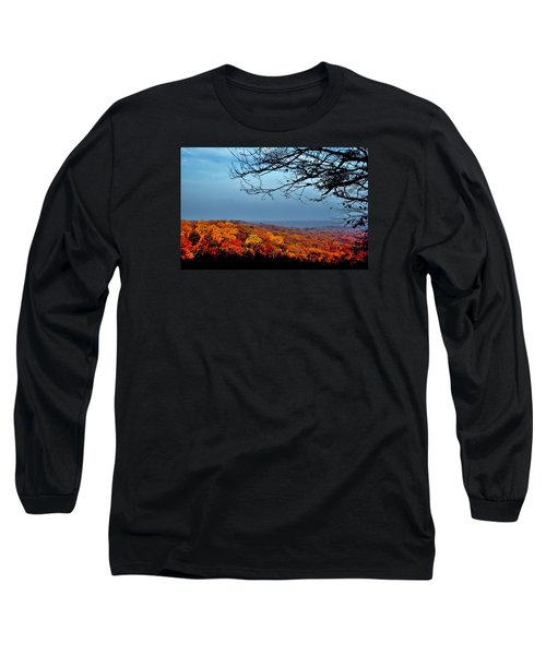 Autumn Shade Long Sleeve T-Shirt