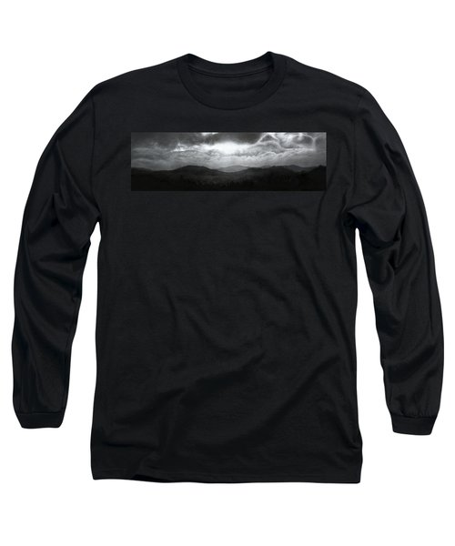 Autumn Sky Long Sleeve T-Shirt