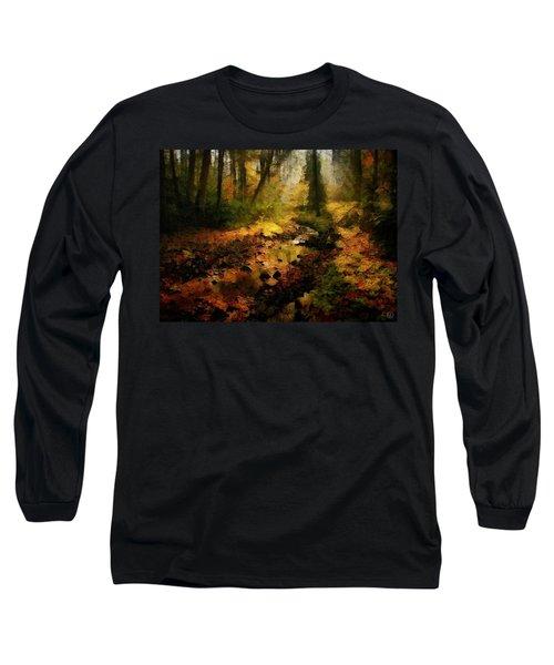 Autumn Sunrays Long Sleeve T-Shirt