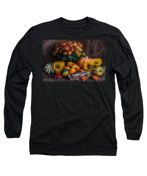 Autumn Treasure Long Sleeve T-Shirt