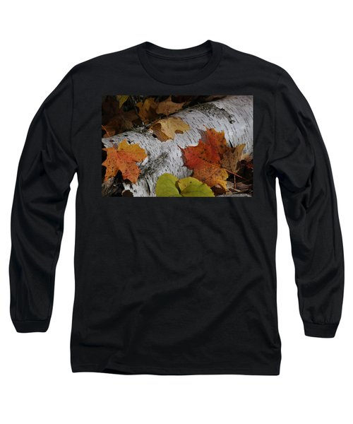 Autumnal Melange Long Sleeve T-Shirt