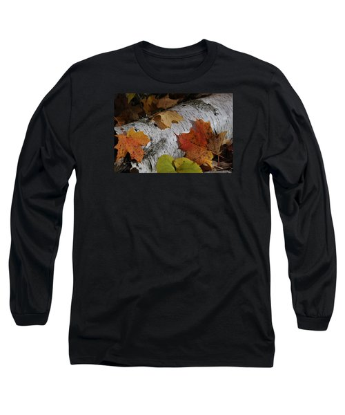 Autumnal Melange Long Sleeve T-Shirt