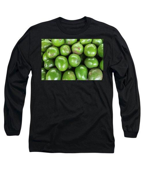 Avocados 243 Long Sleeve T-Shirt