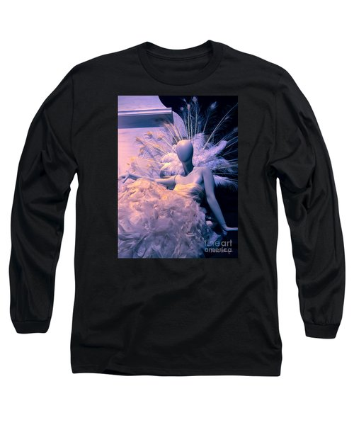 Awaiting The Next Party Long Sleeve T-Shirt