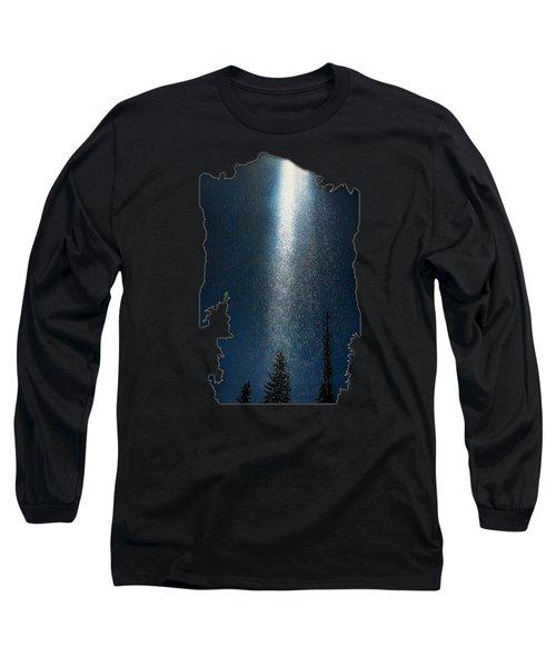 Long Sleeve T-Shirt featuring the photograph Awakening Light by Jim Hill