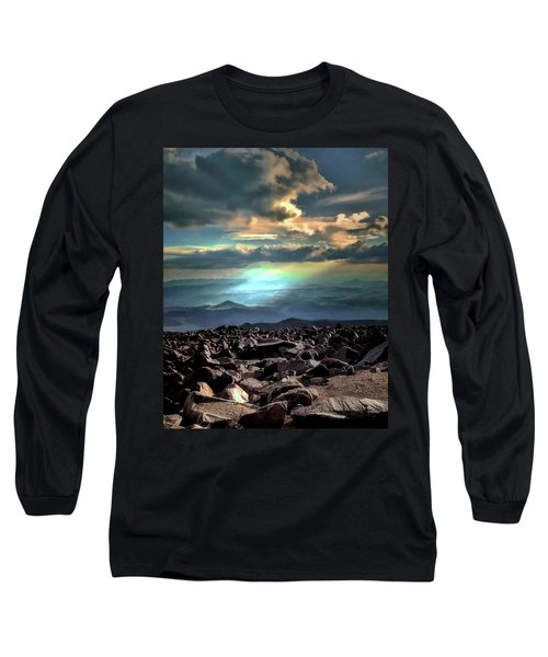 Long Sleeve T-Shirt featuring the photograph Awareness ... by Jim Hill