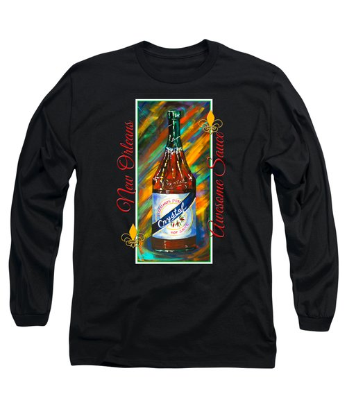 Awesome Sauce - Crystal Long Sleeve T-Shirt