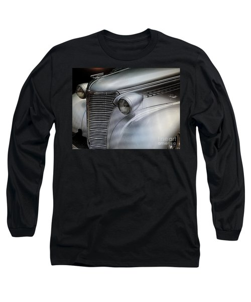 Awesome Silver Grill Long Sleeve T-Shirt by Tom Riggs