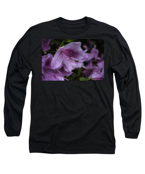 Azalea In Bloom Long Sleeve T-Shirt