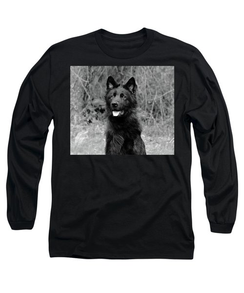 Long Sleeve T-Shirt featuring the photograph Aziza  by Sandy Keeton