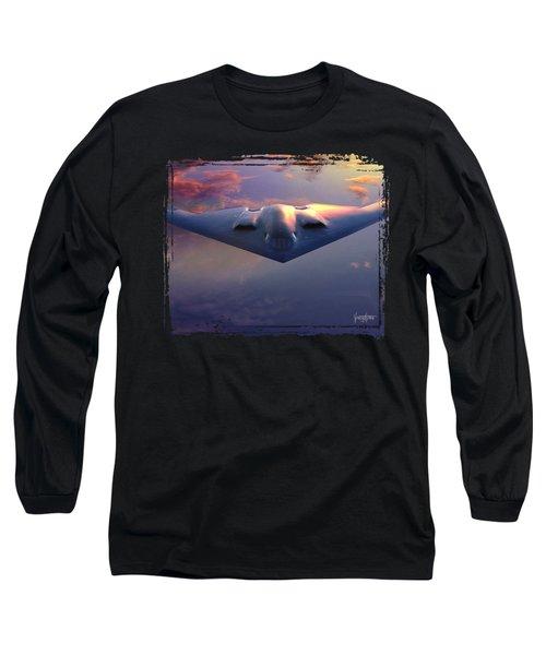 B-2 Spirit No. 3 Long Sleeve T-Shirt