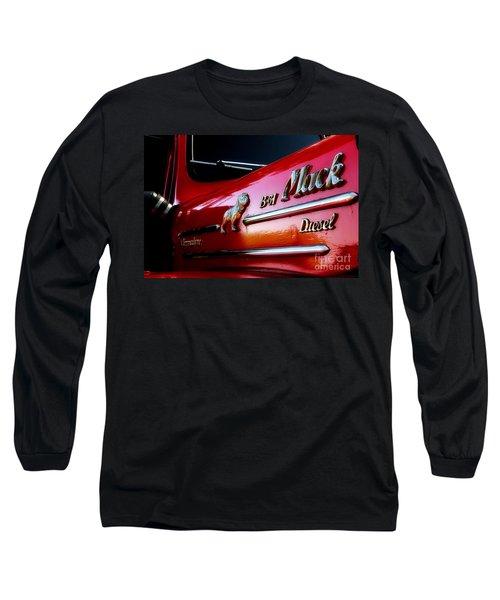 B 61 Mack Truck Long Sleeve T-Shirt