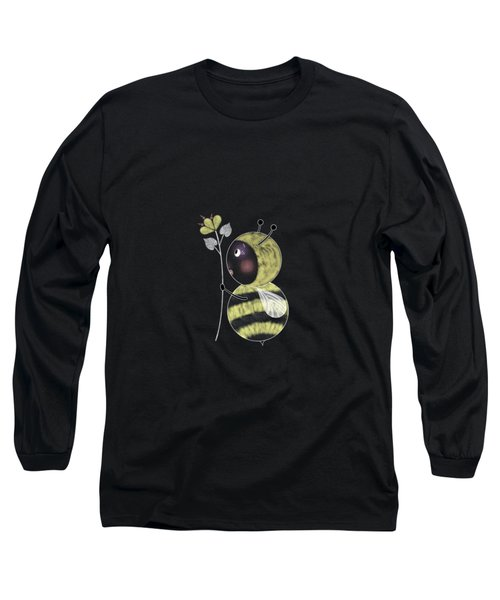 B Is For Bumble Bee Long Sleeve T-Shirt