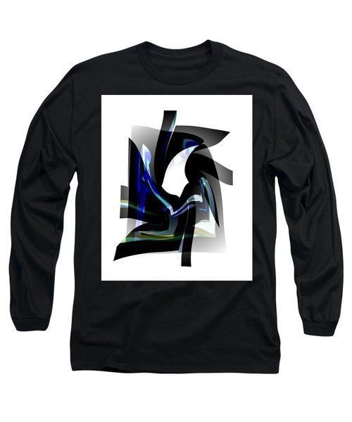 Back To Life  Long Sleeve T-Shirt by Thibault Toussaint