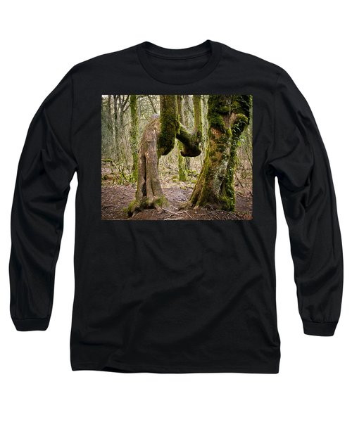 Bad Back Long Sleeve T-Shirt