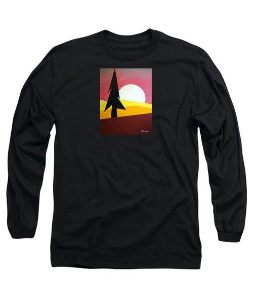 Bad Moon Rising Long Sleeve T-Shirt