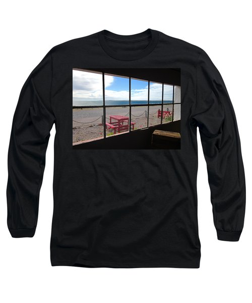 Bahia Bustamante Window Long Sleeve T-Shirt