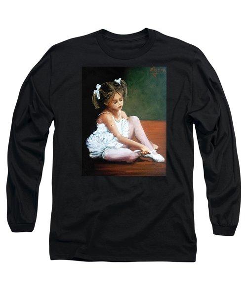 Bailarina Long Sleeve T-Shirt by Natalia Tejera