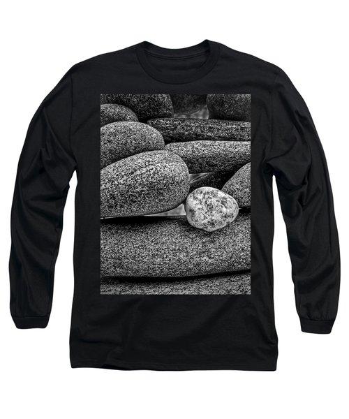 Balanced Long Sleeve T-Shirt