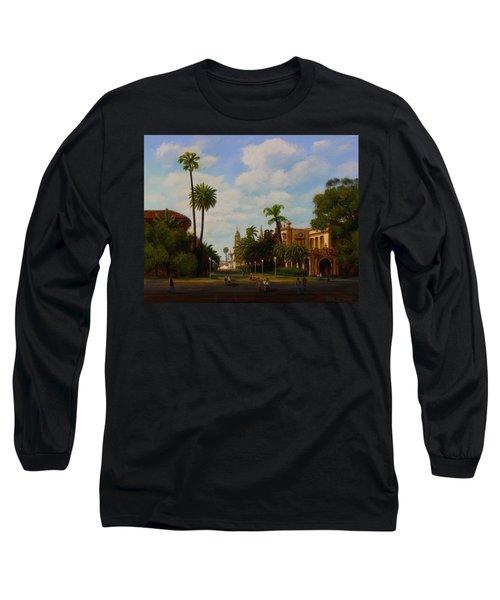 Balboa Park Long Sleeve T-Shirt