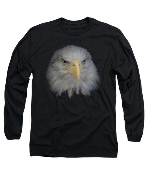 Bald Eagle 1 Long Sleeve T-Shirt