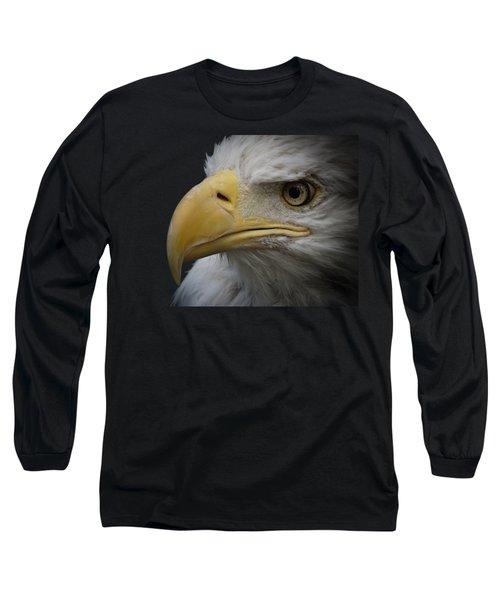 Bald Eagle 2 Long Sleeve T-Shirt